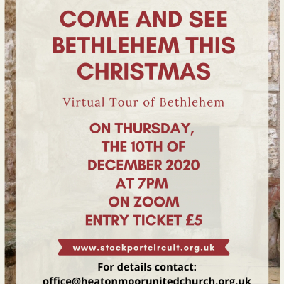 Come and see Christmas 2020