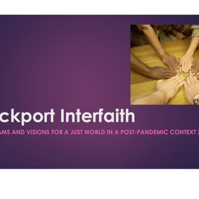 Stock interfaith logo